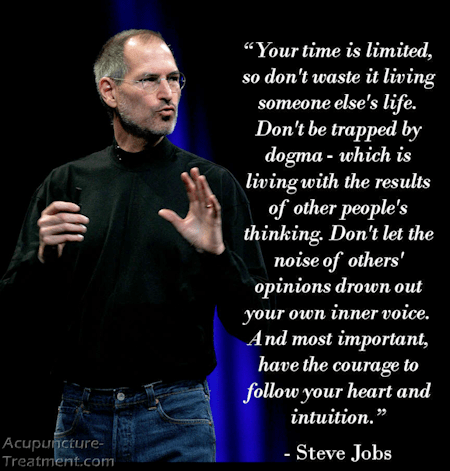 Apple Founder Steve Jobs Quotes