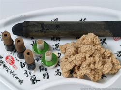 moxibustion set